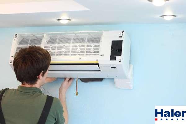 reparacion aire acondicionado Haier Madrid