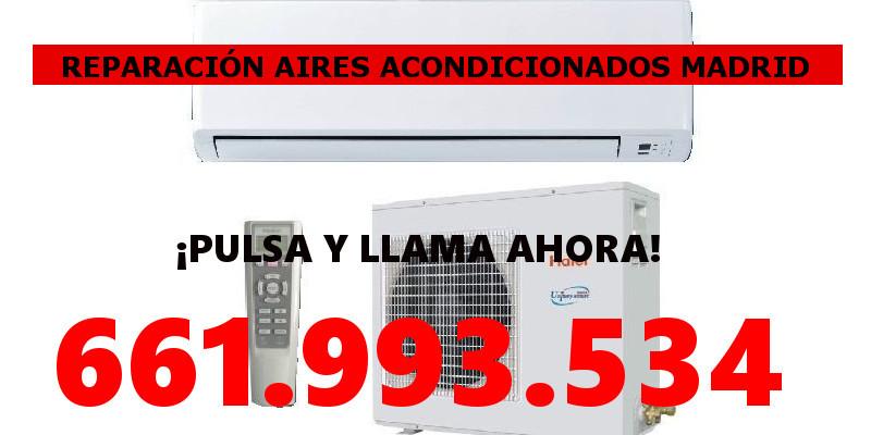 aire acondicionado Haier Madrid